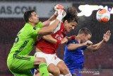 Bagi Martinez mengaku meninggalkan Arsenal adalah langkah maju dalam karirnya
