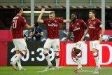 Drama empat gol tersaji saat Napoli vs Milan