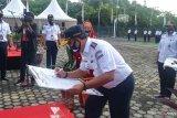 Kantor Otoritas Bandara Padang canangkan zona integritas menuju wilayah bebas korupsi