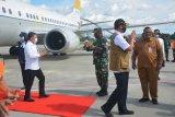 Pangdam XVII/Cenderawasih sambut kunjungan kerja Ketua gugus tugas COVID-19 di Papua