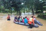 Banjir merendam dua desa di Konawe Utara