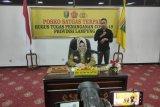 Lampung klaim angka kesembuhan COVID-19 sekitar 78,8 persen