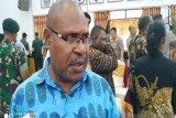 Pencairan dana pilkada 11 kabupaten di Papua  baru 40 persen