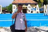 Relawan Lampung edukasi protokol kesehatan di pulau terluar