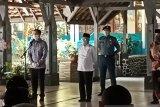 Wapres Ma'ruf Amin tinjau persiapan pembukaan kembali sekolah di Sukabumi