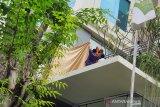 Seorang wanita tewas terjatuh dari lantai 13 Hotel All Seasons Thamrin