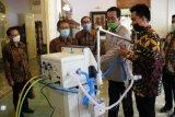 Tangani COVID-19, Jambi terima bantuan 25 buah ventilator dari Singapura