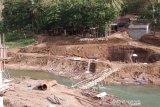 Pemkab : Konstruksi jembatan didesain lebih tinggi dari batas banjir
