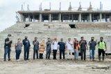 Pembangunan sirkuit di Kotawaringin Timur terlambat