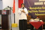 Kemenkumham Sulbar sosialisasikan HKI pada pelaku UMKM