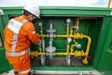 Pemerintah teken kontrak  pembangunan 60.875 jaringan gas rumah tangga