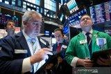 Saham-saham Wall Street dibuka jatuh, terseret penurunan saham travel