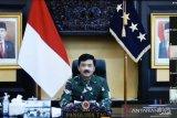 Panglima TNI minta waspadai gangguan kedaulatan negara di tengah COVID-19