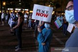 Menlu negara-negara Arab peringatkan aneksasi israel akan picu konflik