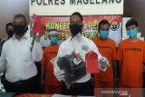 Empat pelaku penganiayaan hingga tewas di Magelang terungkap