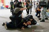 Satu hotel di Hong Kong jadi kantor baru keamanan nasional China
