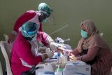 Rapid test COVID-19 petugas penyelenggara pemilu daerah