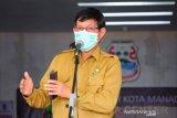 Satgas nasional COVID-19 turunkan status Manado dari zona merah ke oranye