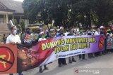 Tuntut pembatalan RUU HIP, Masyarakat Antikomunis Magelang Raya gelar unjuk rasa