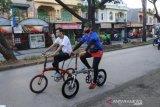 Bersepeda menjadi hobi baru warga Makassar di tengah Pandemi COVID-19