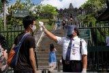 Zona 1 Candi Borobudur dibuka untuk umum