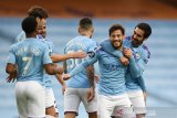 Man City menjadikan Newcastle pelampiasan dengan lima gol tanpa balas