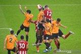 Sheffield United menang dramatis atas Wolverhampton 1-0
