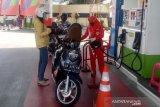 Konsumsi BBM di Soloraya meningkat pascanormal baru