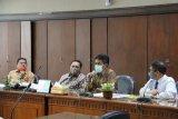 Sekda Inhil hadiri rakor pengendalian inflasi Kota Tembilahan bersama BI