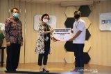 PLN salurkan bantuan  Rp 42,9 miliar melalui Kementerian BUMN