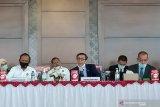 Yasonna:  jumlah uang yang dibobol Maria Pauline Rp1,2 triliun