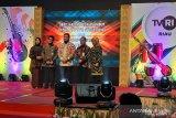 Pisah sambut Kepala LPP TVRI Riau, Syarifuddin ke NTT