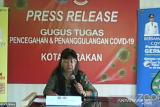 Kasus positif COVID-19 bertambah delapan orang di Tarakan