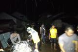 Banjir bandang terjang Entikong Kalbar perbatasan Indonesia-Malaysia