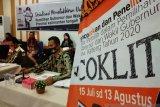 KPU Kalteng pastikan Coklit data pemilih menerapkan protokol kesehatan