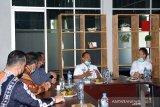 Direksi Bank Aceh ke Aceh Timur jumpai Rocky, ada apa?