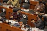 Sri Mulyani sebut defisit APBN semester I 2020 mencapai 1,57 persen