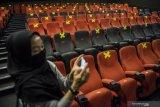 Empat bioskop CGV kembali buka hari ini