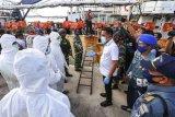 Petugas Gabungan Amankan Dua Kapal Berbendera China