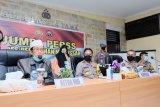 Polres Pelabuhan Makassar amankan seorang perempuan penista agama