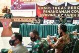Pangkep siap laksanakan arahan Panglima dan Kapolri soal intervensi basis lokal