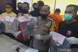 Tim Tekab Polrestabes Palembang tembak  mati spesialis perampok minimarket