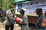Polres Lombok Utara memperbaiki rumah warga miskin