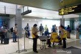 Pergerakan penumpang di Bandara SMB Palembang mulai meningkat