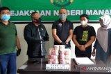 Kejari Manado Terima Titipan Penyelamatan Uang Negara Rp650 Juta