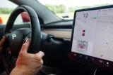 Elon Musk sebut Tesla sangat dekat dengan teknologi swakemudi sepenuhnya