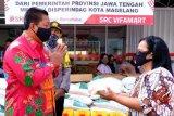 231 UMKM Kota Magelang terima bantuan Jaring Pengamanan Ekonomi