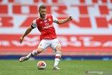 Mikel ingin Shokdran Mustafi perpanjang kontrak dengan Arsenal