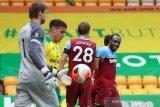 West Ham kirim Norwich terdegradasi dengan empat gol dari Michail Antonio