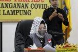 Lampung telah periksa 2.927 sampel uji usap pasien menggunakan TCM dan PCR